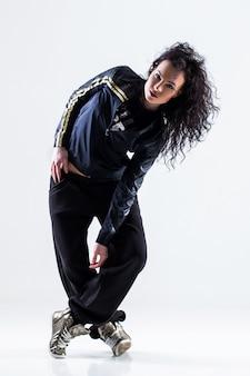 Танцор хип-хопа