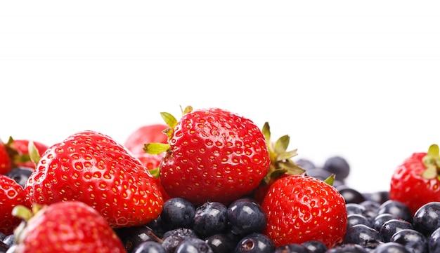Вкусные и натуральные ягоды