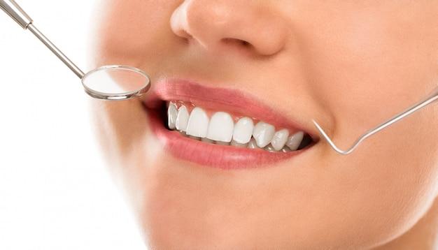 У стоматолога с улыбкой