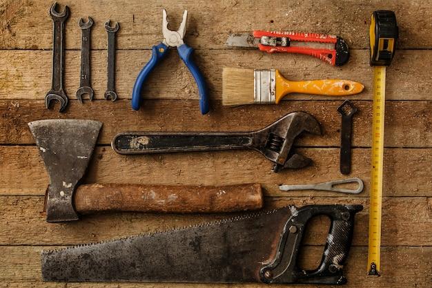 さまざまな産業用ツール