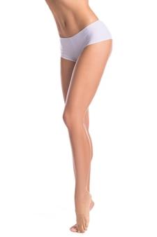 美しい女性の足