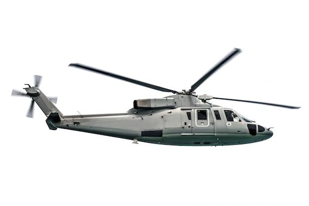 Военно-морской вертолет