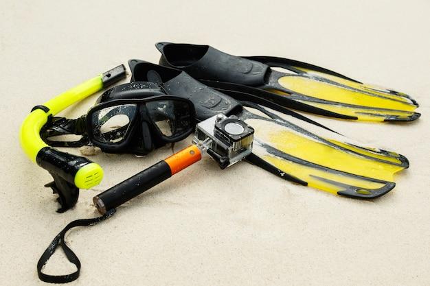 Оборудование для подводного плавания и экшн-камеры