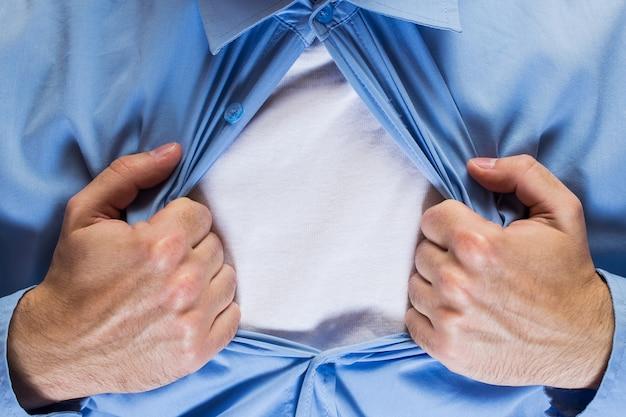 Открывающая рубашка