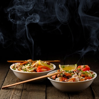シーフード麺
