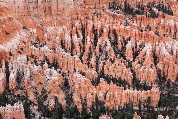 Коллекция худу в брайс-каньоне, сша