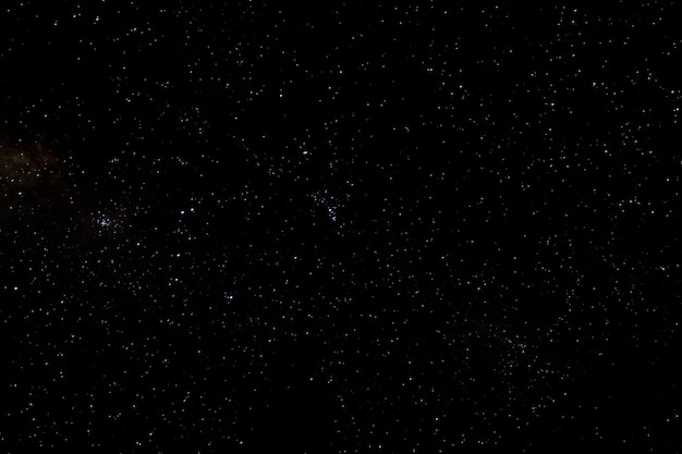 光沢のあるスターフィールドの星と銀河宇宙宇宙空夜宇宙黒星空の背景
