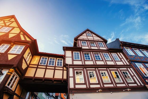 ドイツの魅力的な町-リトルベニス