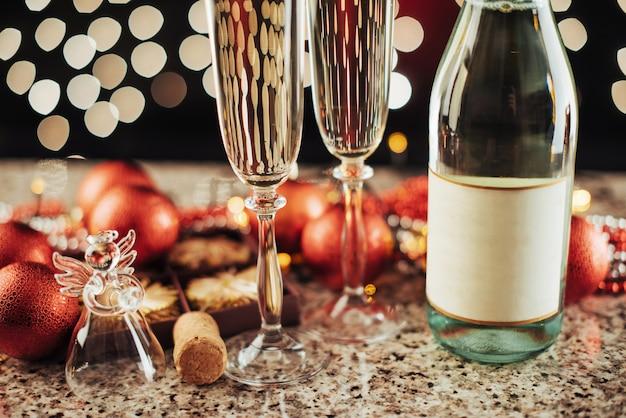 Празднование нового года