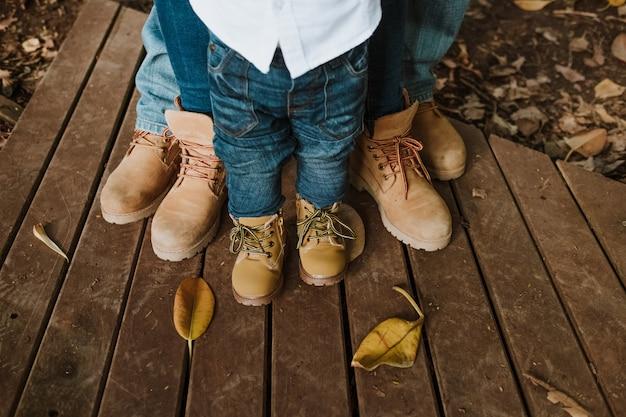Семейная обувь