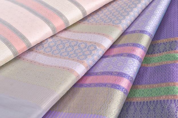 タイシルク織物
