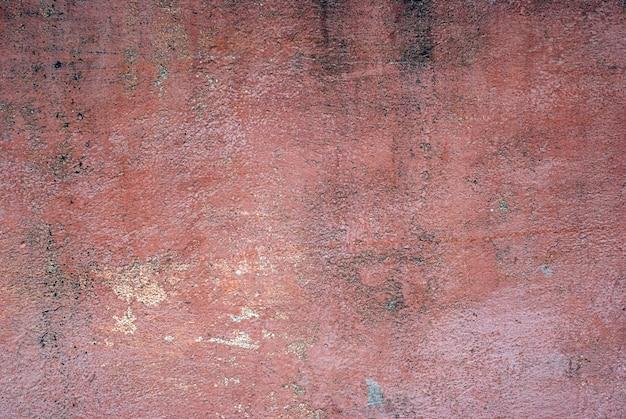 時間石膏、壁のテクスチャとひびの入った古いのテクスチャ