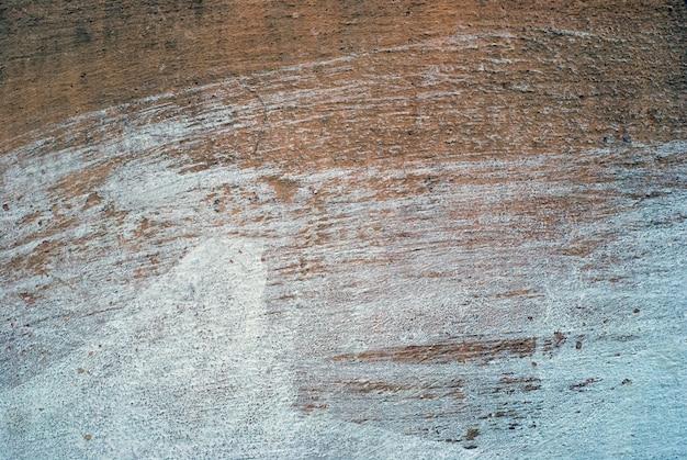 古い塗られた漆喰、テクスチャ、背景