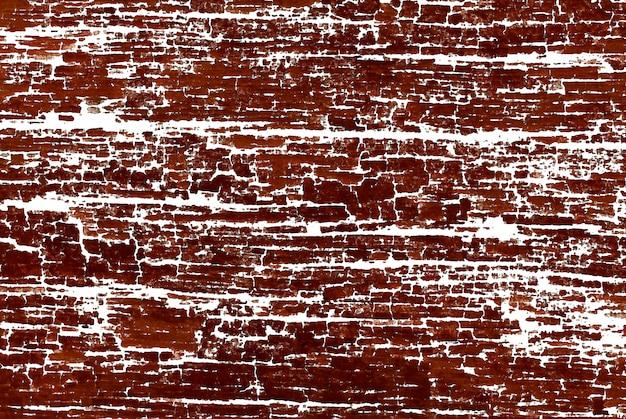テクスチャーは樹皮を模倣し、抽象的なパターンであり、暗い部分と明るい部分が現れます。