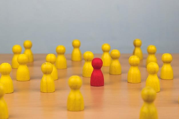 Управление персоналом, управление талантами, подбор персонала, концепция лидера успешной бизнес-группы