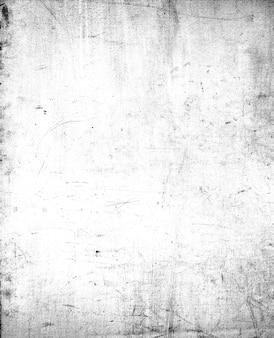 抽象的な汚れや経年劣化のフレーム。白い背景の上のダスト粒子とダストグレインの質感