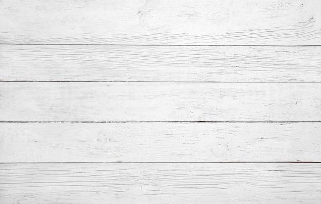 美しい模様の白い木製パネル。木の板のテクスチャ背景、堅木張りの床。