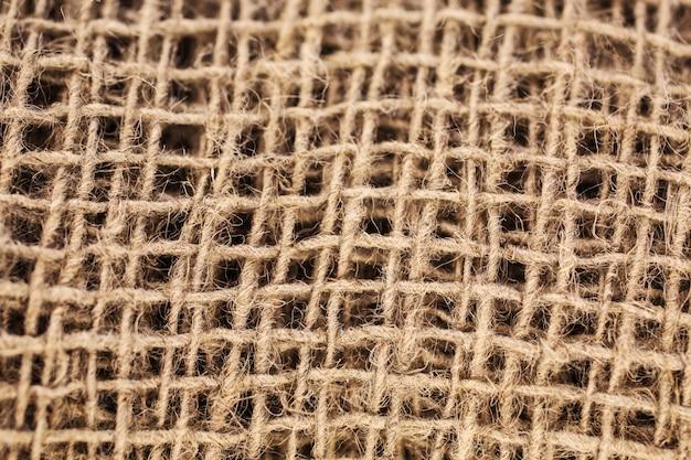 亜麻繊維、麻布、原材料、布バッグ、麻糸