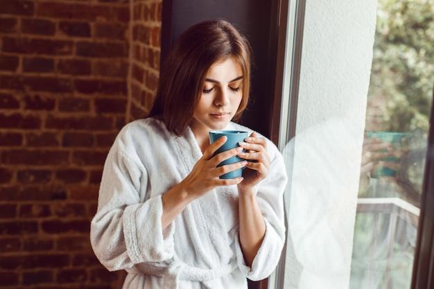 Время утреннего кофе