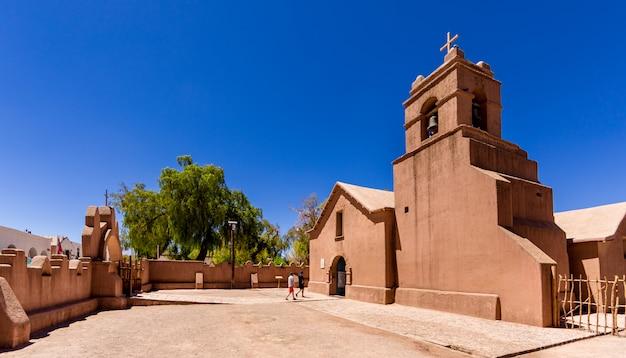 サンペドロデアタカマ教会