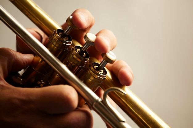 トランペット金属楽器の詳細