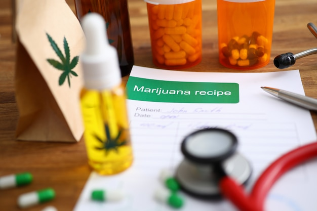 Врачебный кабинет и лекарство от болезней