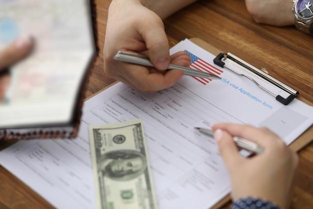 法的に入国国への書類