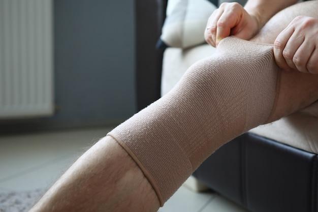 痛みと軟骨摩耗の概念の治療