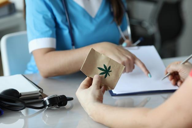 専門家によって処方された薬