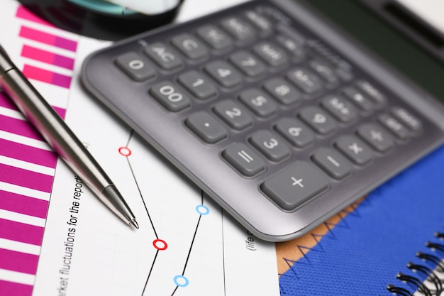 Серебряный калькулятор и финансовая статистика в буфер обмена