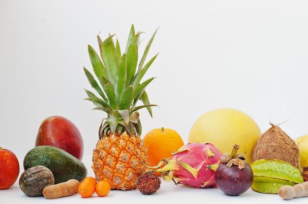 エキゾチックなフルーツ