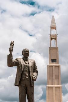 ゾンバマラウイのキングアフリカンライフル戦争記念館。