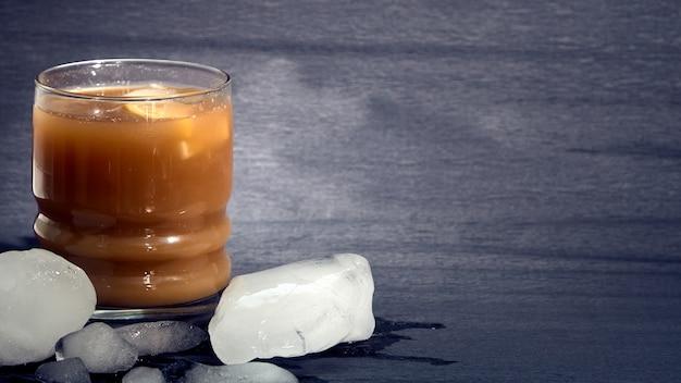 スタニーの氷で飲む