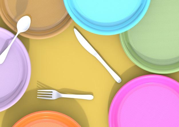 Пластиковые тарелки стаканы и столовые приборы проблемы пластиковых отходов