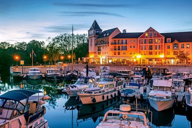 フランスの高級港