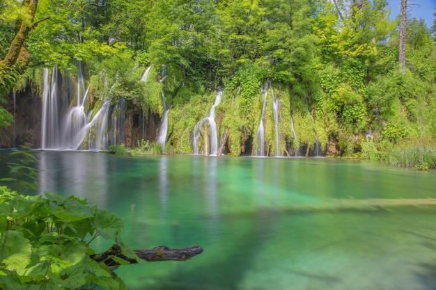 プリトヴィチェ湖群国立公園