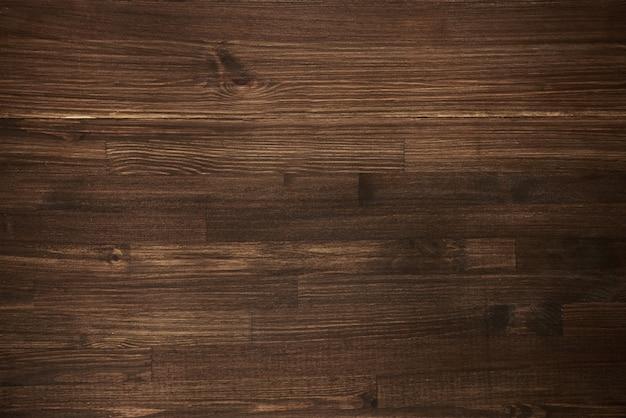 Темный деревянный фон. аутентичная доска. вид сверху.