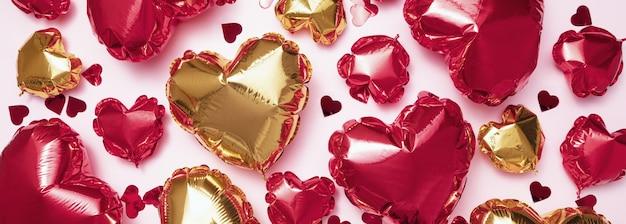 バレンタインの休日のお祝い
