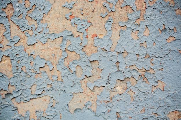 古い塗装壁テクスチャグランジ背景