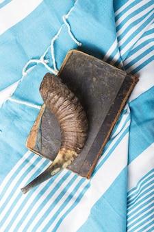 本のユダヤ人の伝統的なオブジェクト