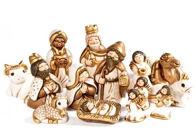キリスト降誕のシーン