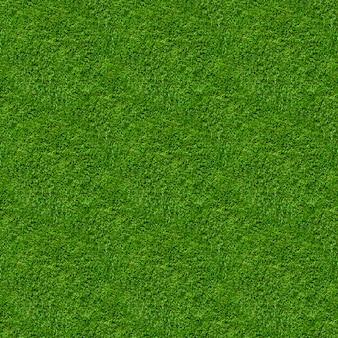 Зеленый ландшафтный газон в качестве фона или обоев. бесшовная текстура