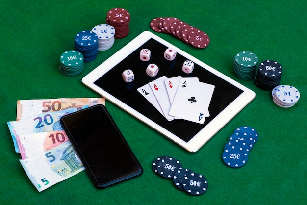 Азартные игры в интернете, новый препарат, который разрушает молодежь и семьи.