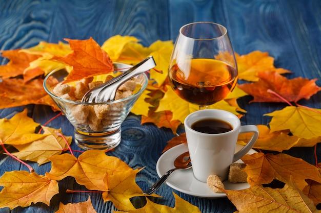 秋の飲酒時間