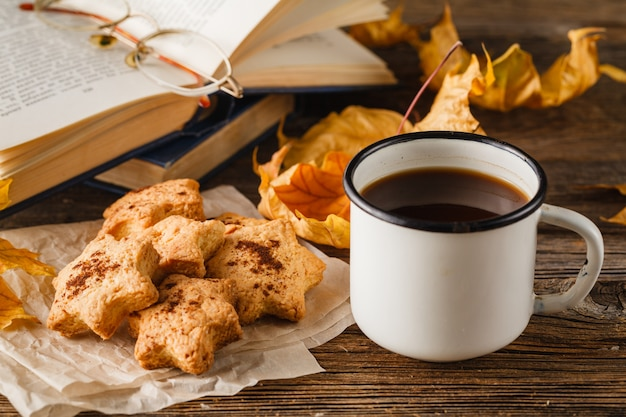 Печенье чашка кофе