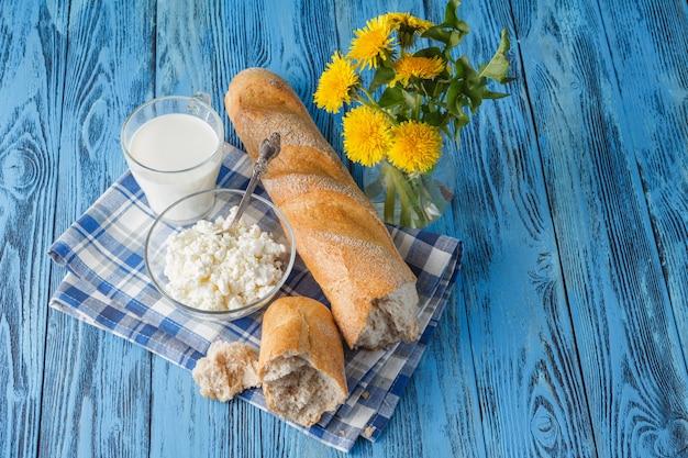 オーガニック健康食品、カッテージチーズ