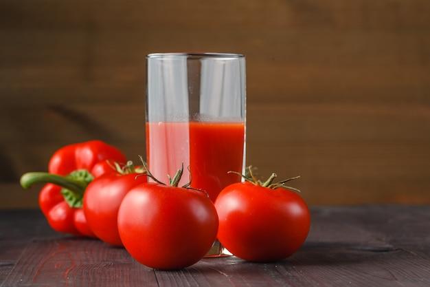 フレッシュトマトジュース