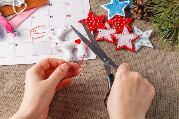来るクリスマスの準備