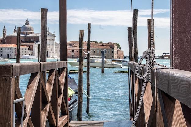 Каналы венеции летом