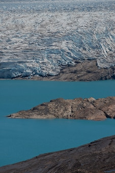 ウプサラ氷河の視点